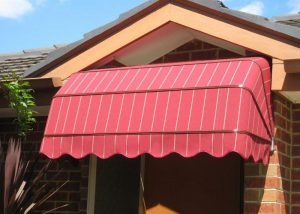 Retractable Pram Awning