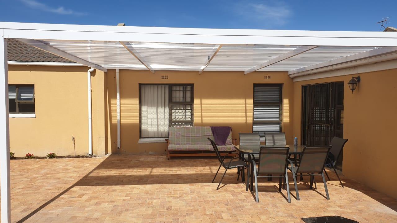 Fixed Verandas with IBR roof - Wattie Pergolas