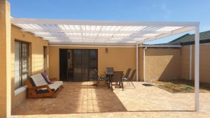 Fixed Verandas with IBR roof - Cape Town