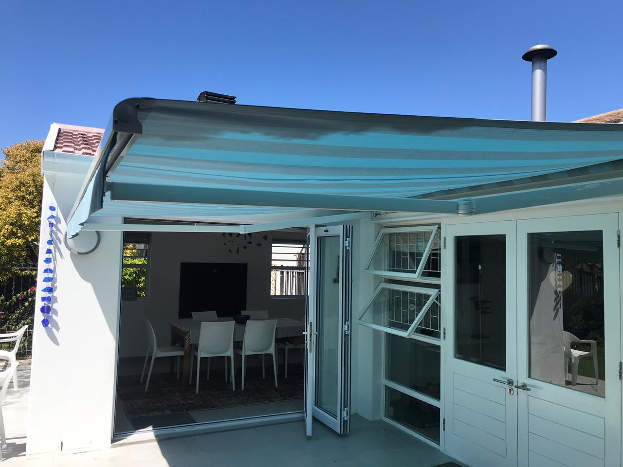 Retractable Awnings Cape Town Wattie Pergolas